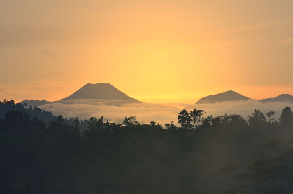 Gede Mountain by msumawijaya