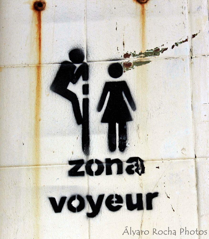 Voyeur Zone by AROCHA