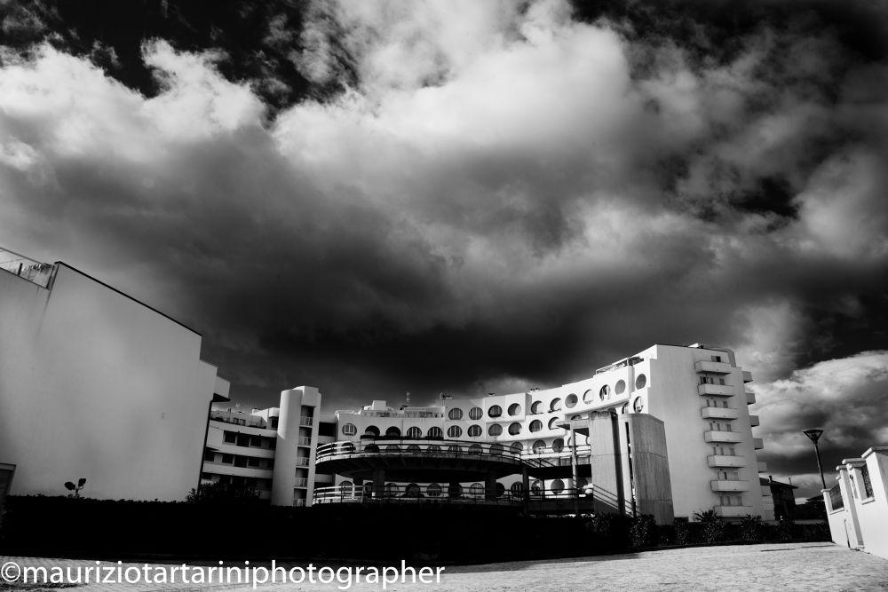 nuvole by maurizio