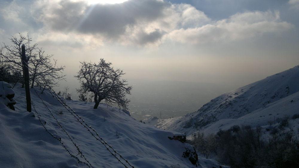 Kolak Chal - North of Tehran by mehrdadkhj