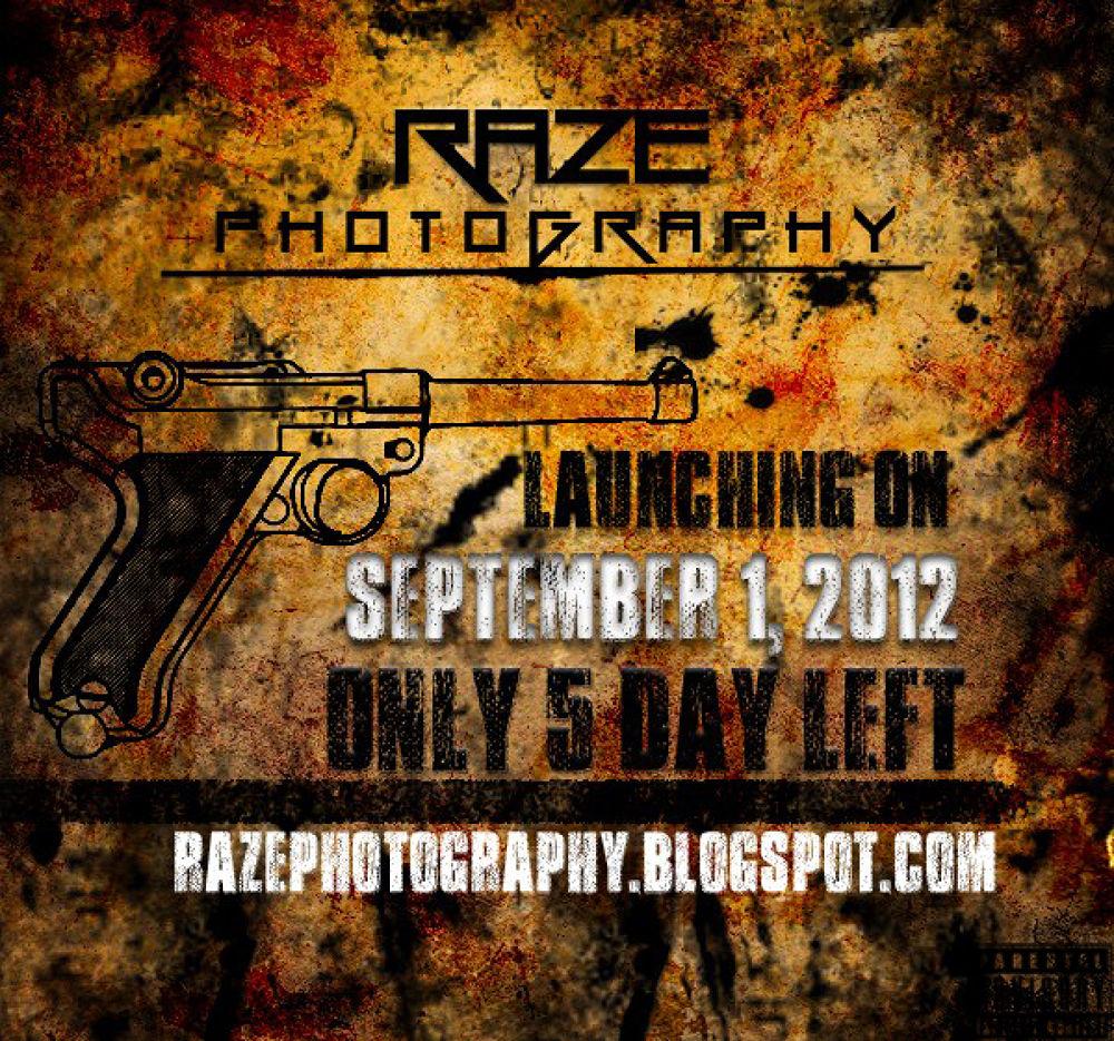 raze 5 day by RazePhotography