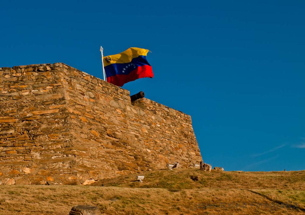Fortín de La Galera - Nueva esparta, Venezuela by jesrei
