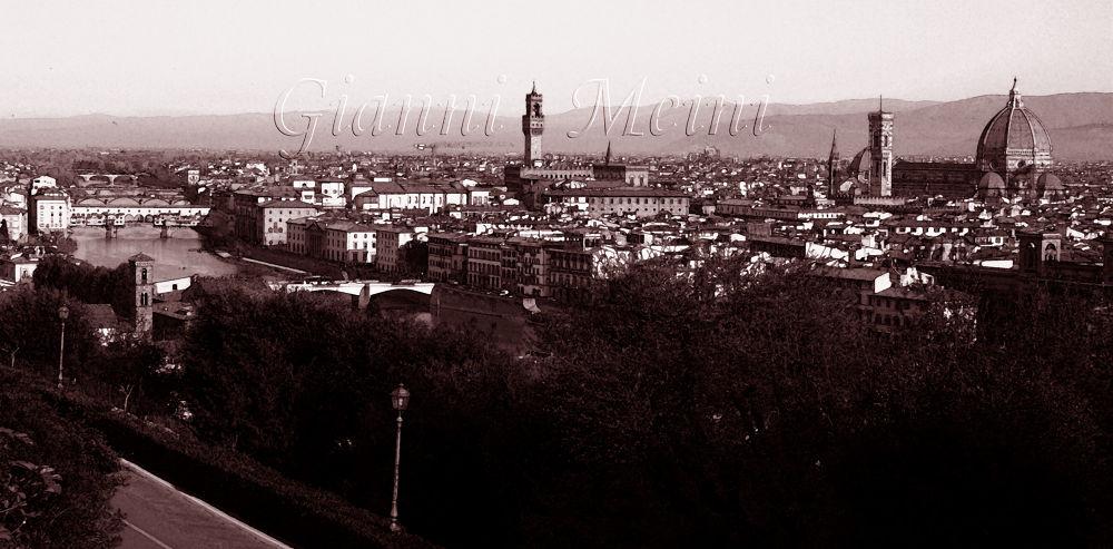 Firenze by Gianni Meini