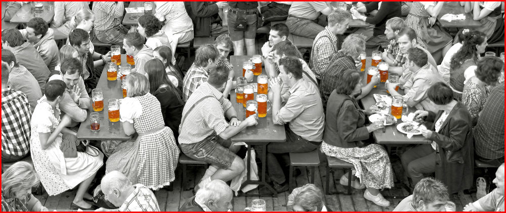 I'd Like A Beer!  (Munich, Germany) by EuroAmerican