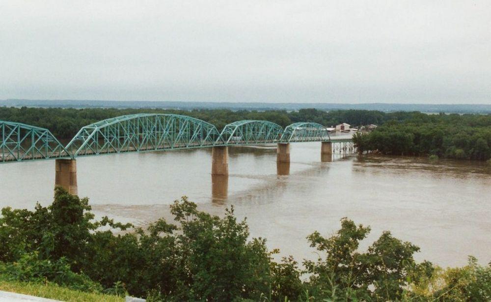 5.USA_Missouri_Mississippi_flood_1994-116 by Arie Boevé