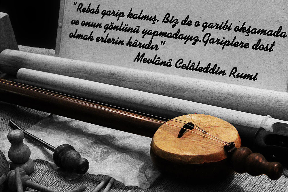 MEVLANA CELALEDDİN RUMİİ by selimismailozel