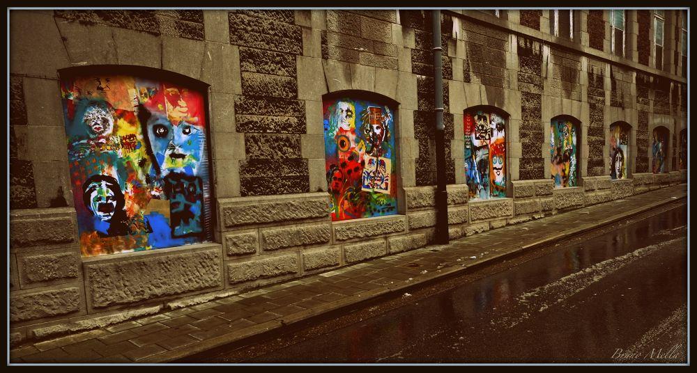 rue de Huy  by BrunoMella