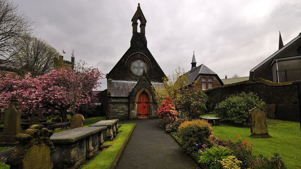 Saint Augustines Church by JKChin