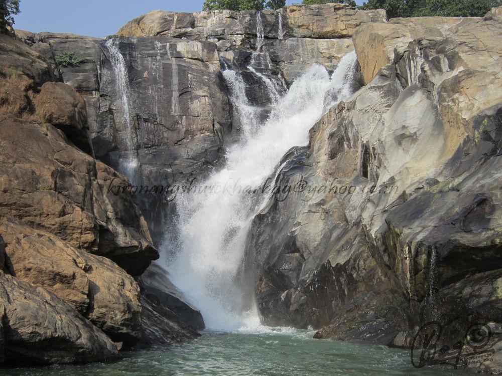 dasham falls (9) by Kironangshu Sekhar Bag