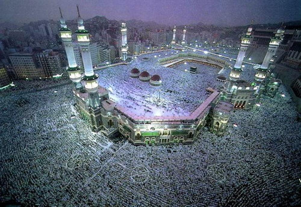 Mosquée De La Mecque by Othmane
