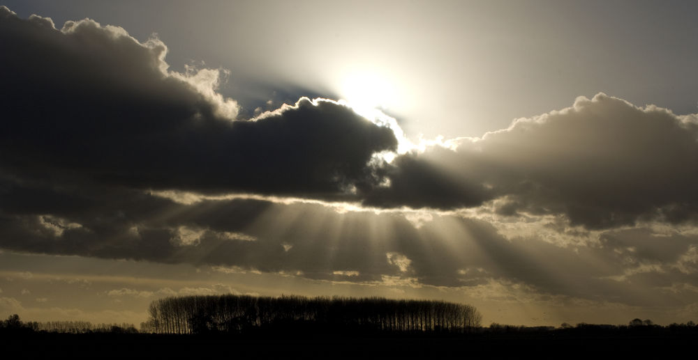 The Silver Lining. by Rob van der Griend