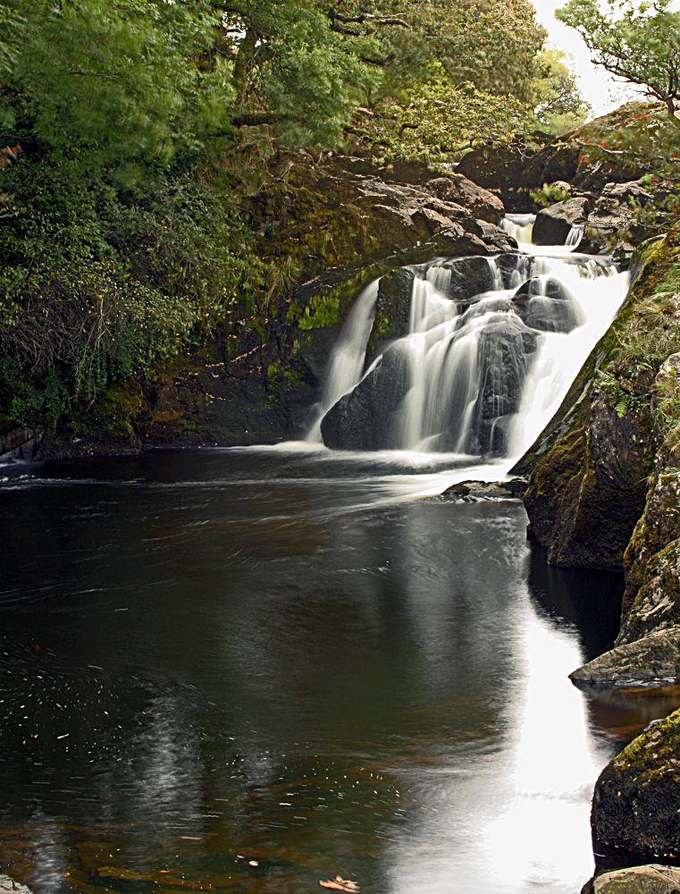 waterfall by jeff