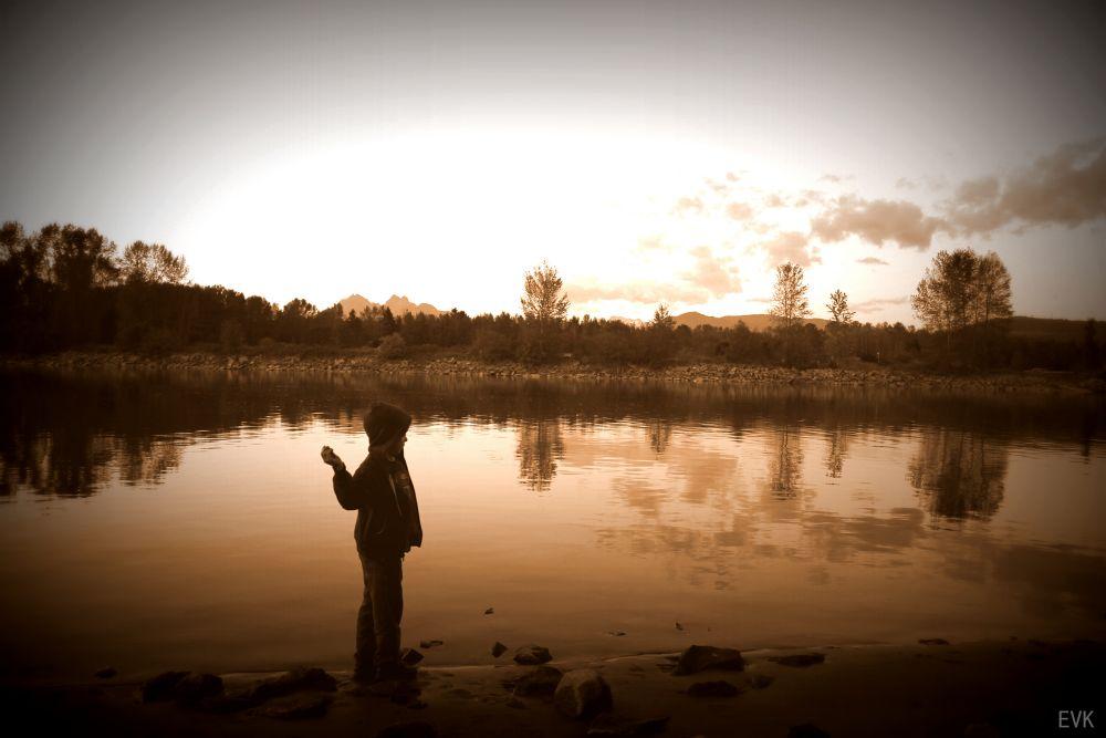 Along The River~EVK by ErnieKasper