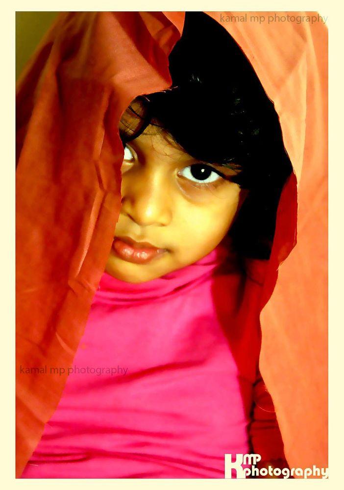 my little model by Kamal MP