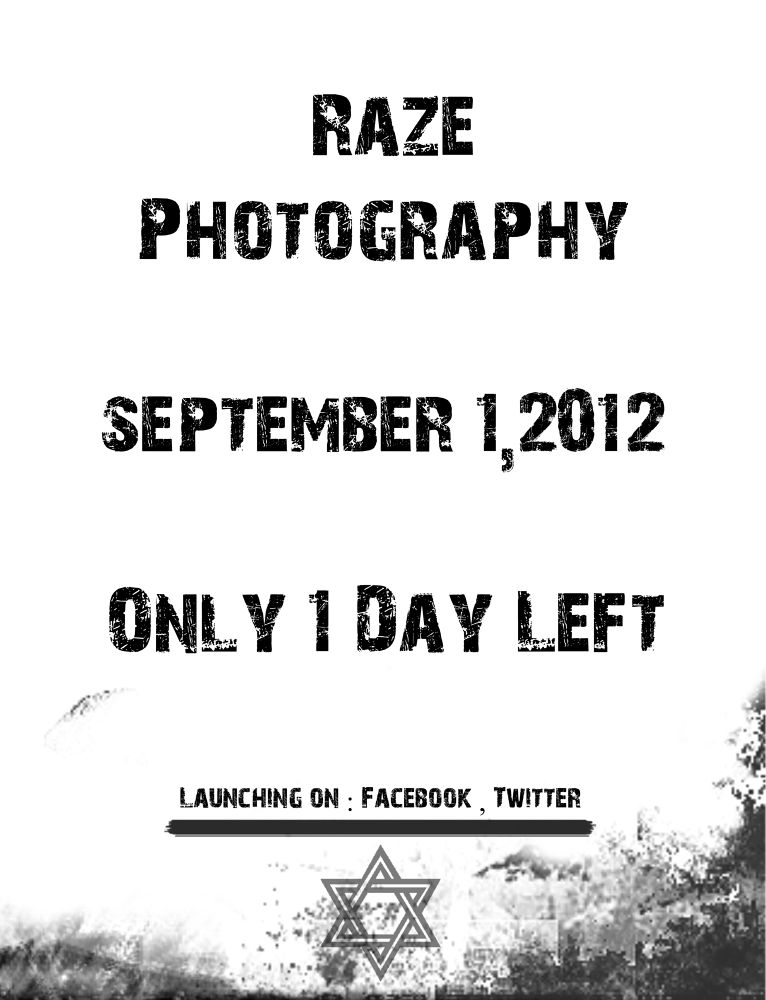 Only 1 day left by RazePhotography