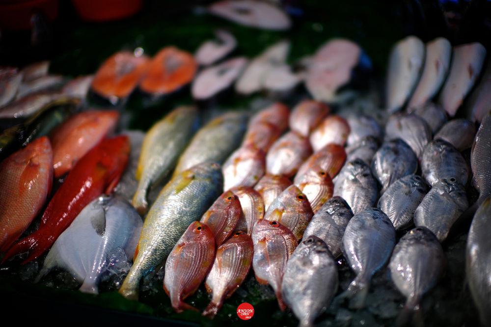 Fresh fish by iAnson