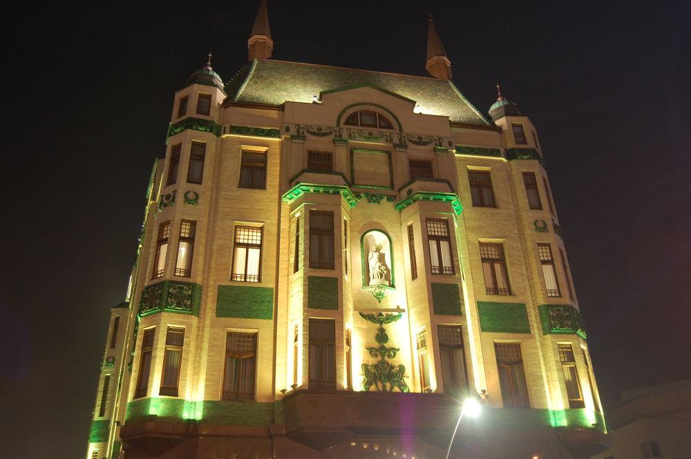 hotel Moskva by golub