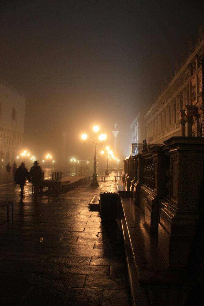 Venice Nightlife by Alfie Shillingford