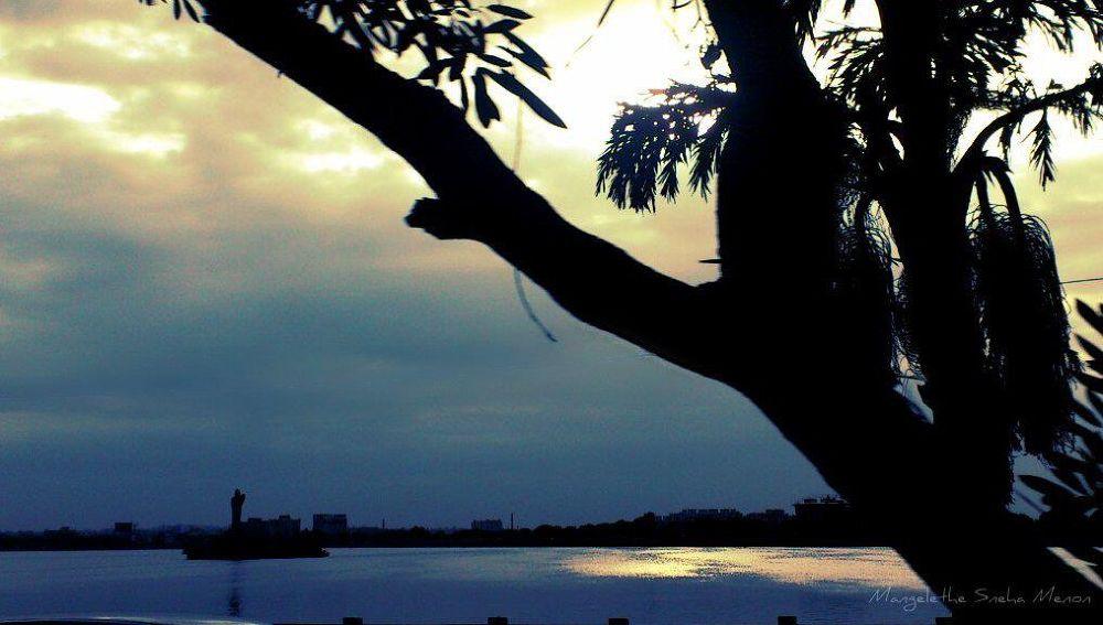 My City, Hyderabad, India!!! by snhmenon