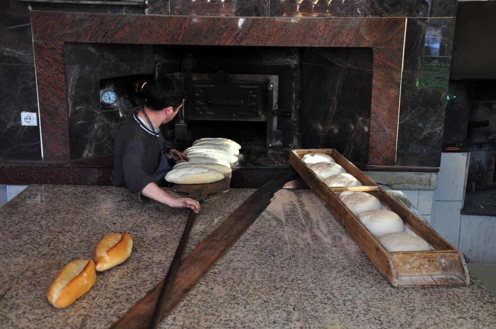 Taş fırın ekmeği by fatmagokmen64