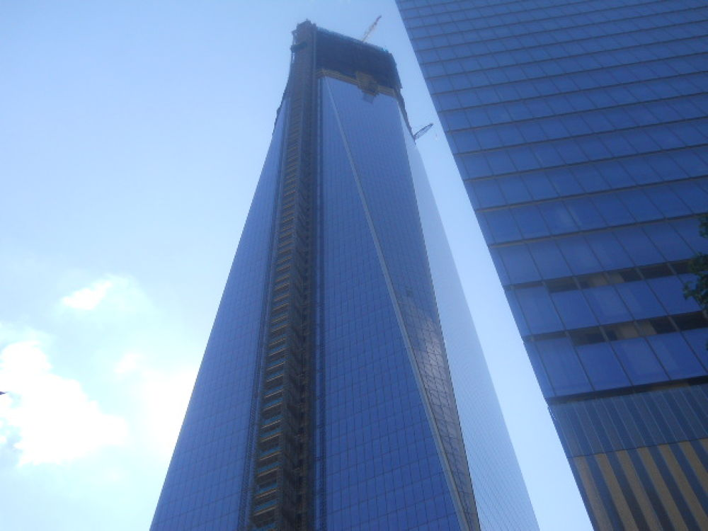 Freedom Tower by mark12