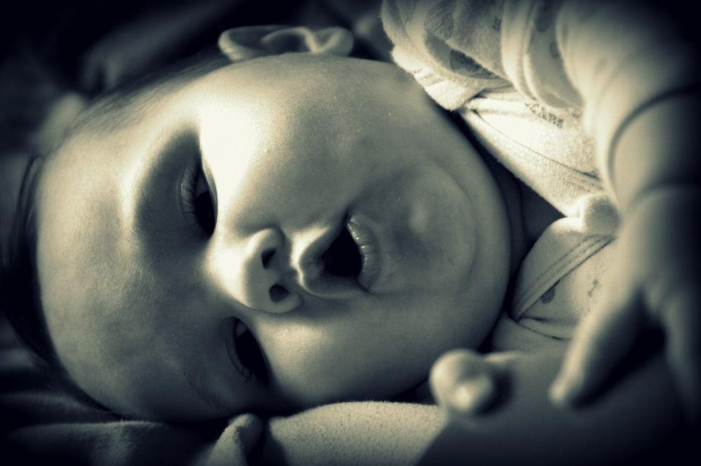 baby  by PetraMakalousova