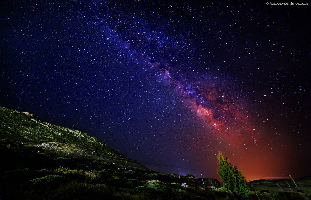 Galaxy by alexandros