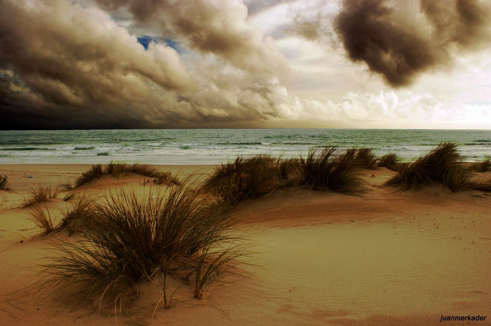 Playa de Los Genoveses by JuanMercader