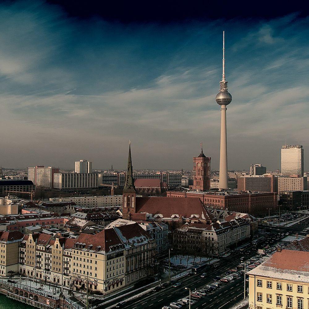 Berlin by mabuphoto