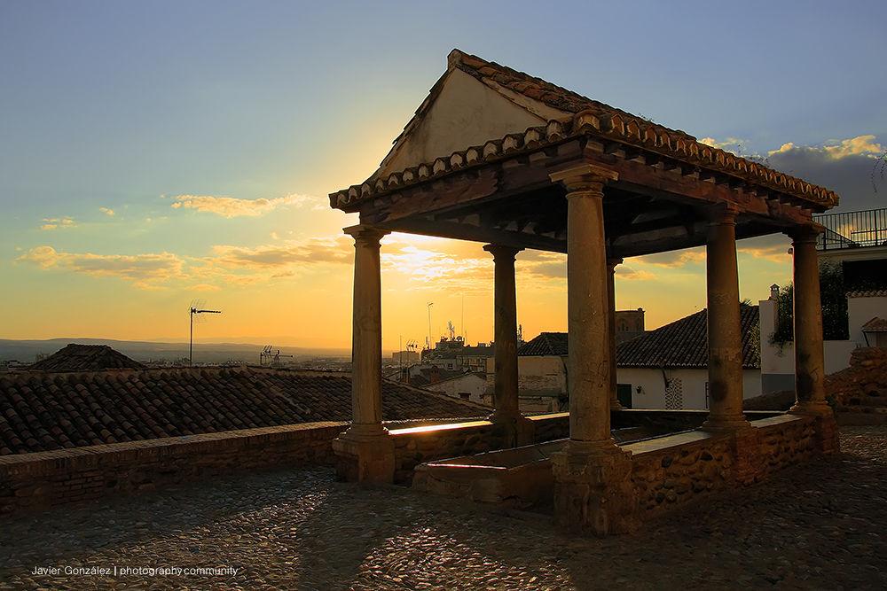 Lavadero del Sol. Granada by Javi40d