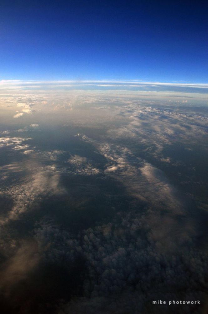 morning flight by mechar88