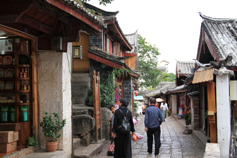 Yunnan-Lijiang-Old-Town-by-Day-131 by Arie Boevé