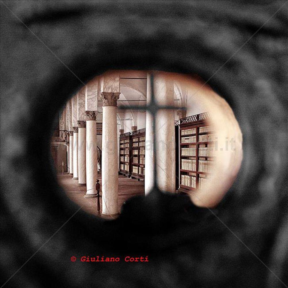 Biblioteca-monte-oliveto-maggiore-mg-1 by Giuliano_Corti