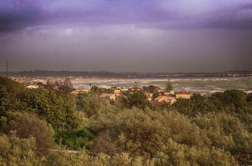 Pozzallo  vista dal mio balcone by Fotoabbate