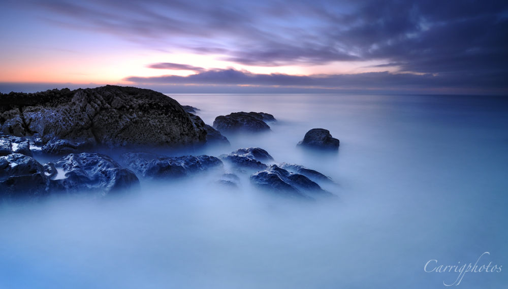 Myrtleville Bay by Carrigphotos