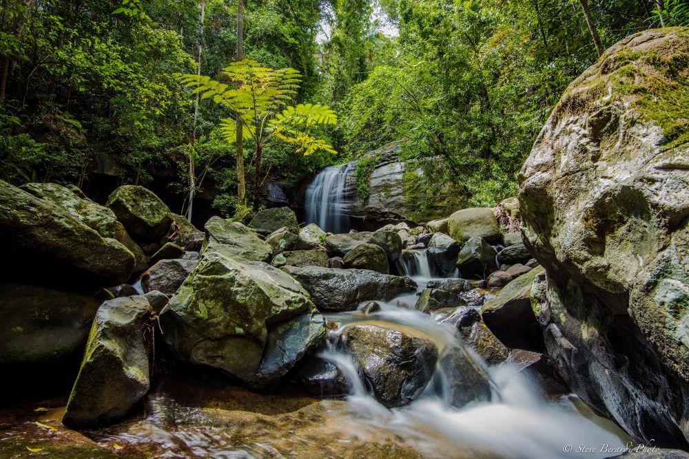 Buderim Falls,QLD #2  by steveo074