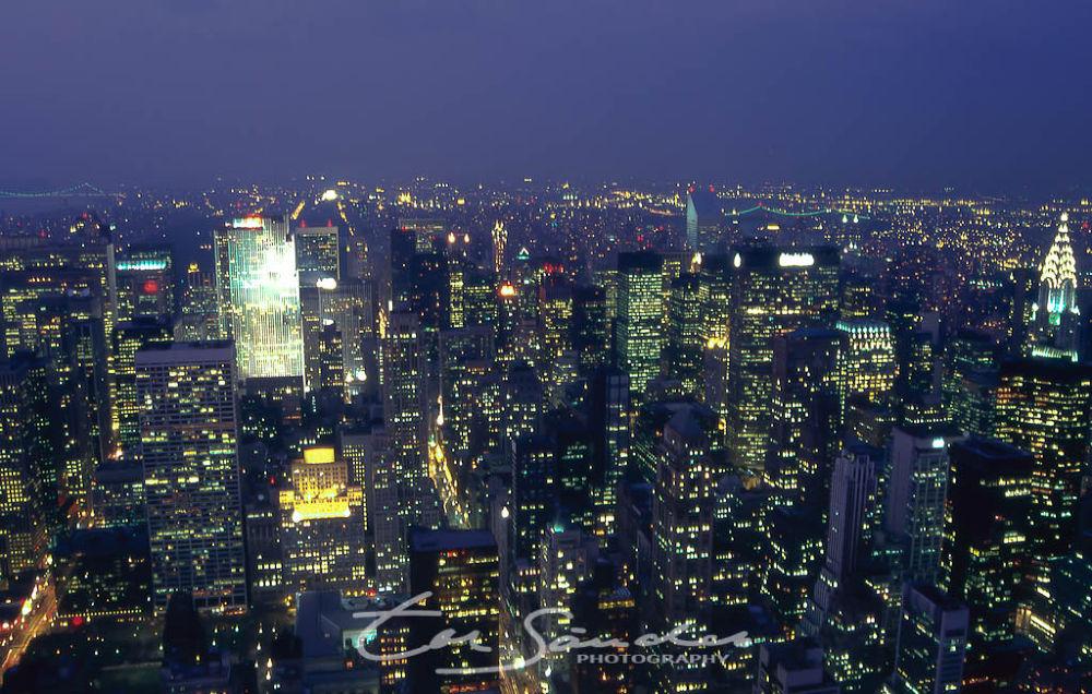 NYC 0019 by Ton Sanchez