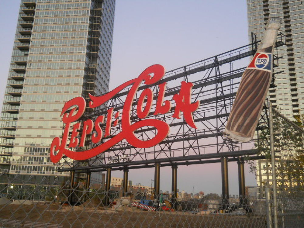 Pepsi Cola Sign by mark12