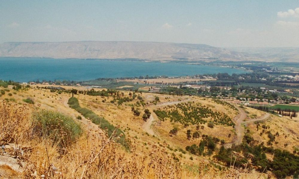 Israel_Sea_of_Galilee_and_Jordan_River-102 by Arie Boevé