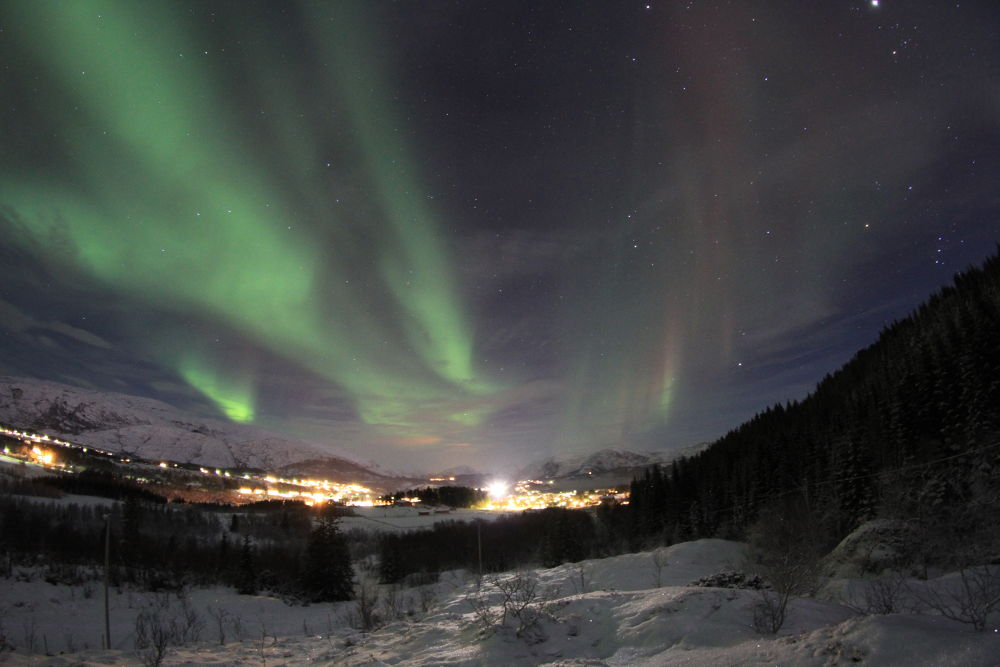 017 the aurora.. by vidar mathisen