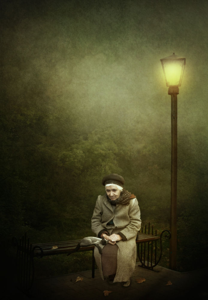 two loneliness by nizhava1956