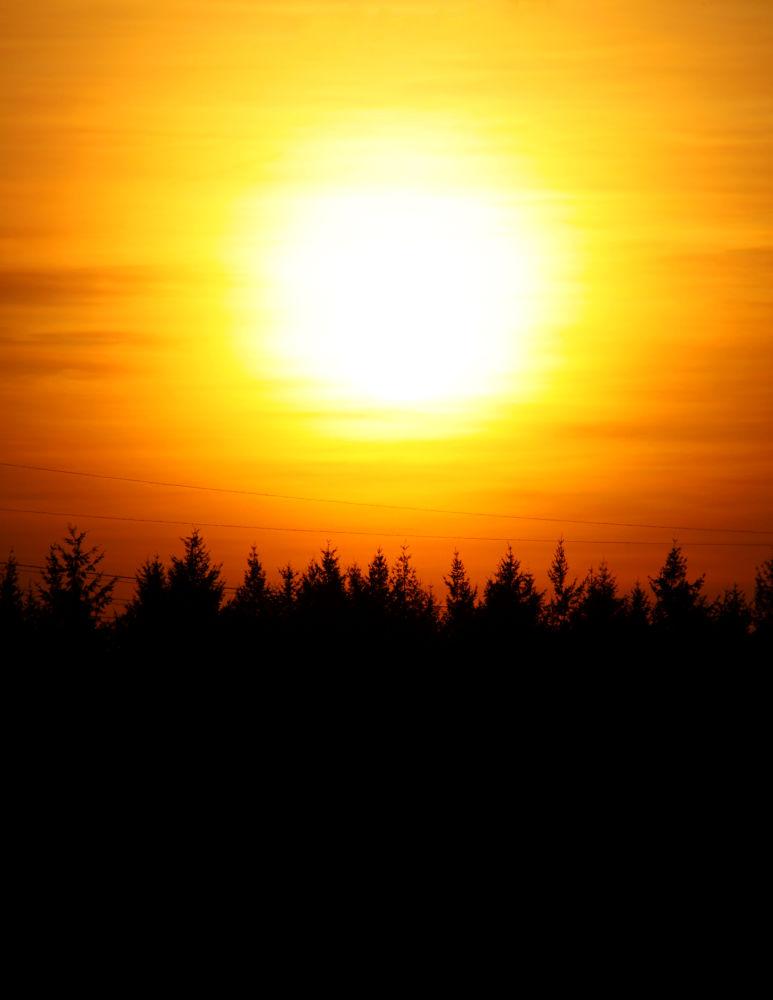 .Sunset by KRHvanderkam