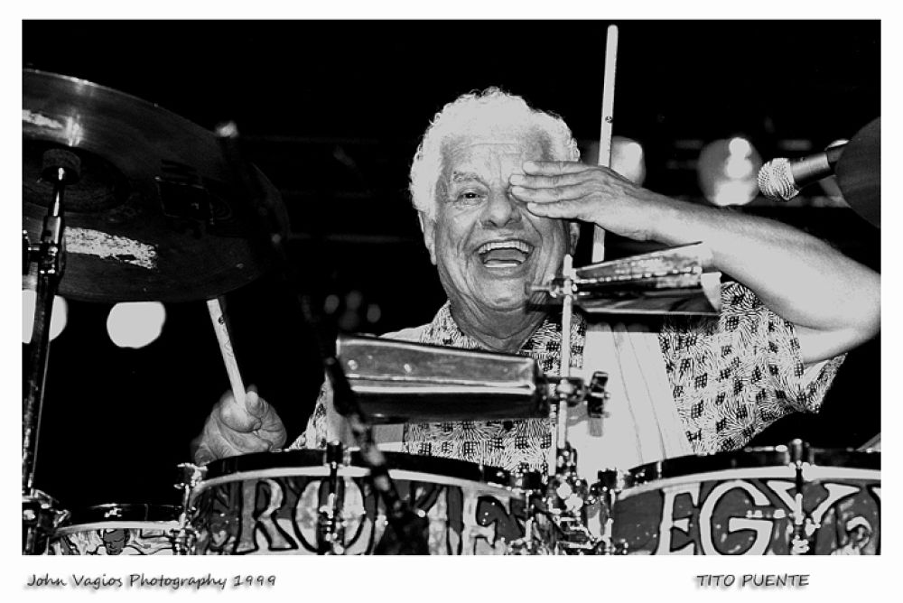 TITO PUENTE IN THESSALONIKI 1999 by JohnVagios