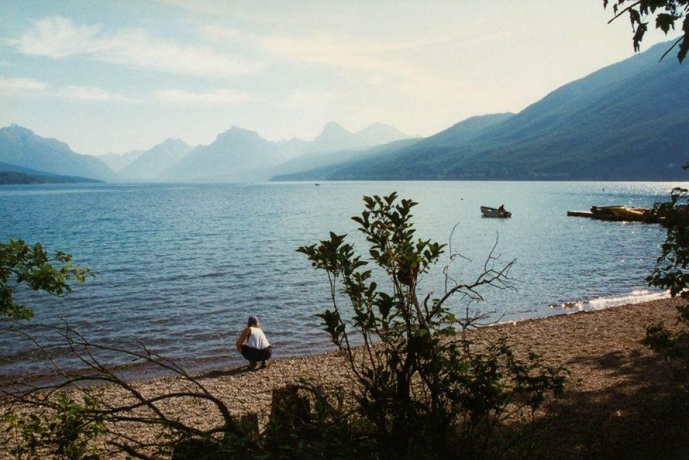 2.USA_Montana_Glacier_1996-104 by Arie Boevé