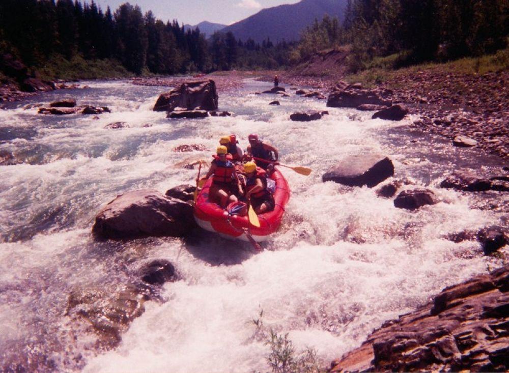 5.USA_Montana_Glacier_Rafting_Trip_1998-158 by Arie Boevé