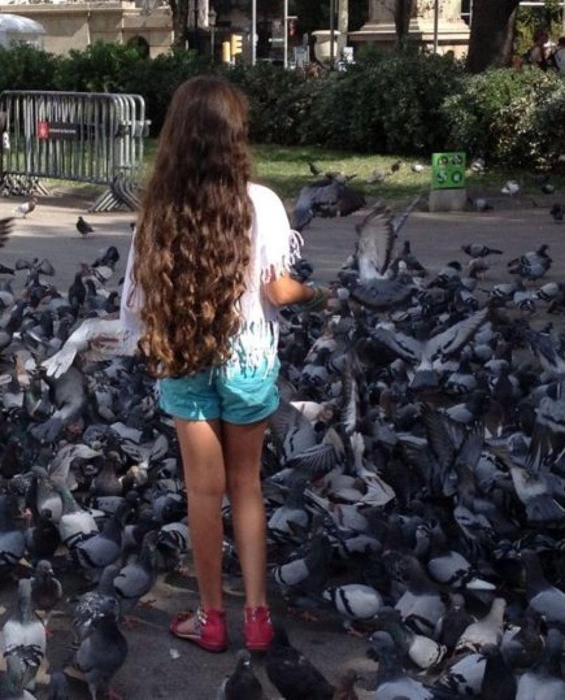 bimba e i piccioni by swami2