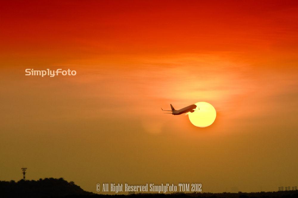 Sunset by kaizergun