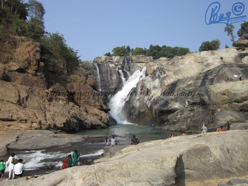 dasham falls (8) by Kironangshu Sekhar Bag
