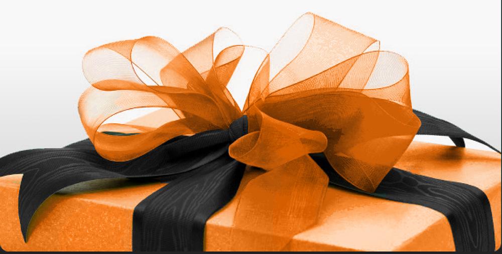 presente - laranja2 by isabelleromero