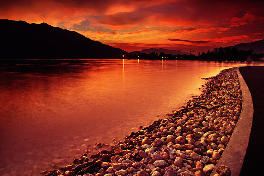 red lake by klepherone